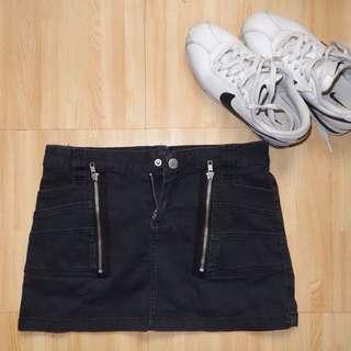 Denim Skirt (Rusty Lopez)
