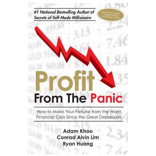 [$1] Adam Khoo - Profit From The Panic (PDF eBook)