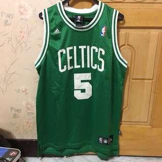 Adidas Boston Celtics #5 Kevin Garnett 賽爾蒂克