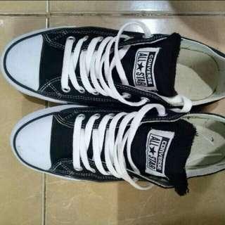 Sepatu converse+box