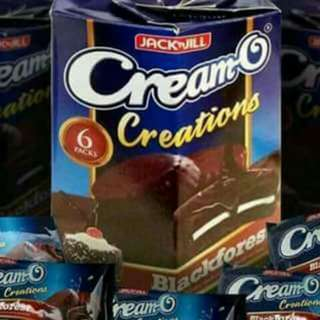 Cream-O Creations Black Forest