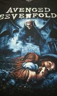 Kaos Avenged Sevenfold Nightmare