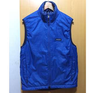 🚚 Patagonia 化纖 micro puff vest 保暖輕量防風背心 the north face