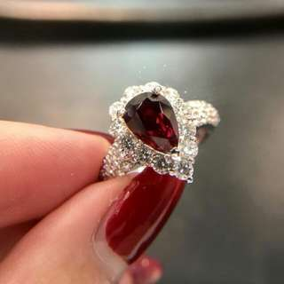 Ruby Ring : Made in Japan