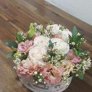 Example) Flower Box