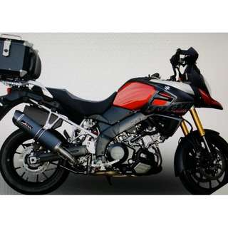 Devil Exhaust Systems Singapore Suzuki V-Strom 1000 Ready Stock ! Promo ! Do Not PM ! Kindly Call Us !