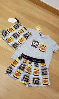 BN Peter Alexander Jnr Boy's Pyjama Set
