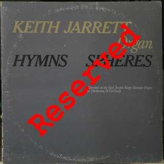 Vinyl LP, used, 12-inch original pressing
