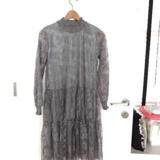 LACEY DRESS FROM KOREA