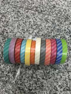 Washi Tapes - sgd1 each
