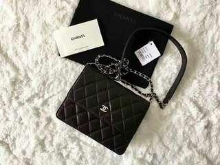 1 DAY PROMO! $279.90 Chanel Bag Sheep Leather( Lamb Skin)