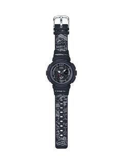 Casio Baby G Hello Kitty Black