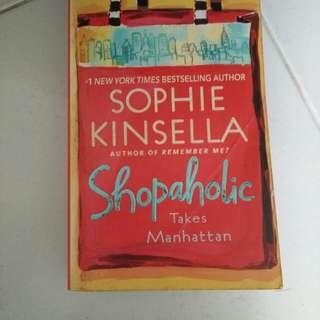 Shophaholic takes Manhattan