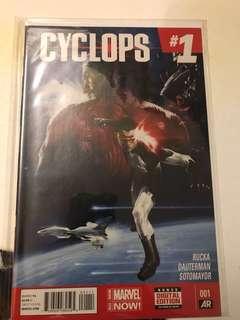Marvel Cyclops #1