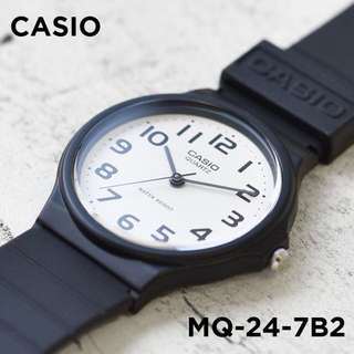 Casio Original BM MQ 24 7B2