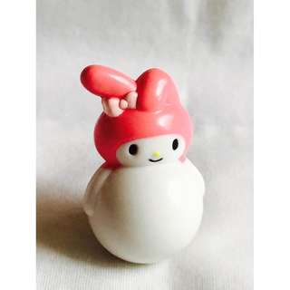 My Melody Round Figure