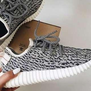 Fake yeezy running sport shoes