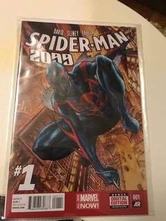 Marvel Spider-Man 2099 #1