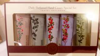 The Face Shop - Daily Perfumed Hand Cream Special Set <Travel Exclusive> (New Set)