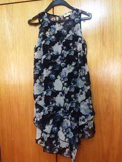 Miss Selfridge Flora Dress