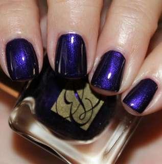Estee Lauder Pure Color Nail Lacquer Bete Noir