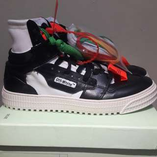 Off White Low 3.0 Sneakers