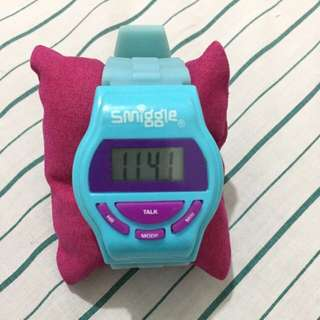 Smiggle Talking Watch