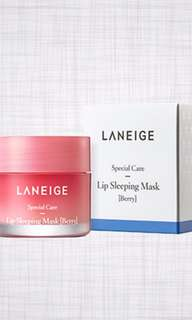 BNIB Laneige Lip Sleeping Mask