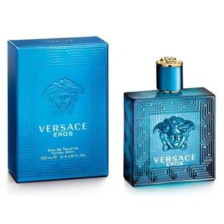 Versace Eros EDT for Men (30ml/50ml/100ml/200ml/Tester/Giftset)