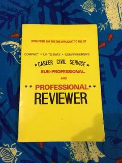 CIVIL SERVICE BOOK GIVEAWAY