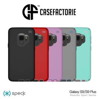 Speck Presidio Sport Case For Galaxy S9 Plus