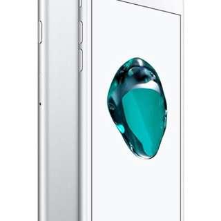 iPhone 7 128gb 銀 (全新包裝膠紙未開封)