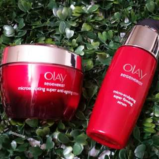 OLAY regenerist made in POLAND