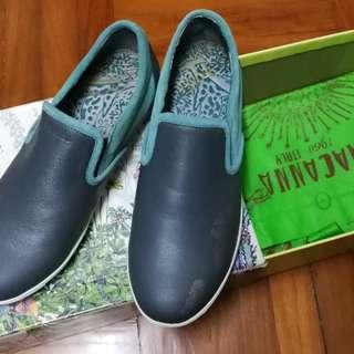 台灣麥坎納MaCanna 真皮100%舒適時尚鞋(男女皆可穿)