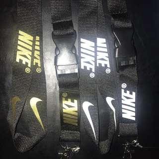 Nike lanyard