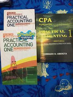 PRACTICAL ACCOUNTING ONE GIVEAWAY