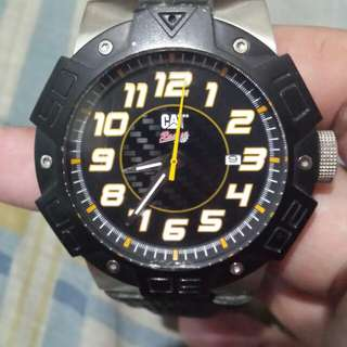 Caterpillar Sports Watch Authentic