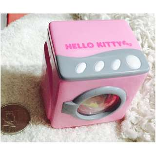 Hello Kitty Wind-up Washing Machine