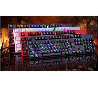 Motospeed Mechanical Keyboard CK107
