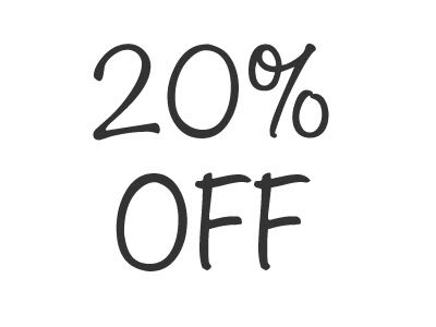 20% off storewide! Everything needs to go!! Also doing SWAPS 😇