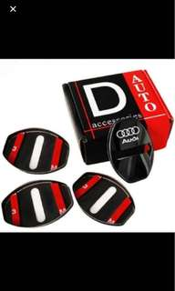 Car Door Lock Covers for Audi