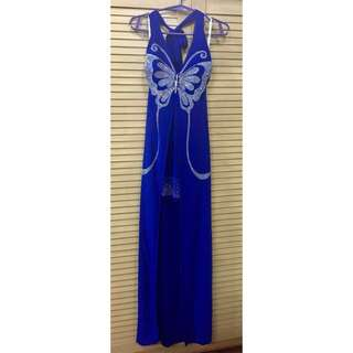 Butterfly Sexy Dress/Gown