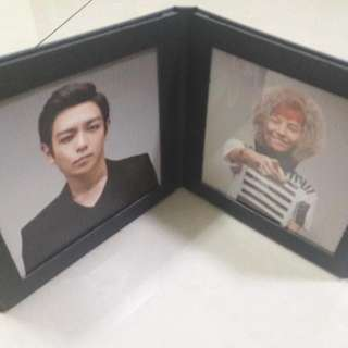 Bigbang PhotoCard-Frame (YG Official Item)