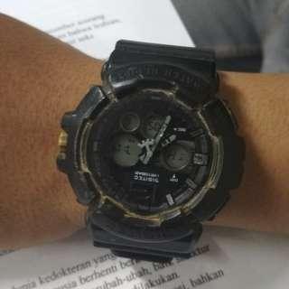 Jam tangan pria #FISIPUNIS