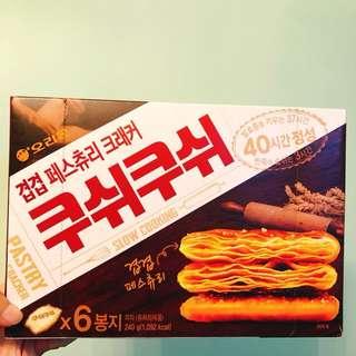 韓國餅乾 Pastry Cracker