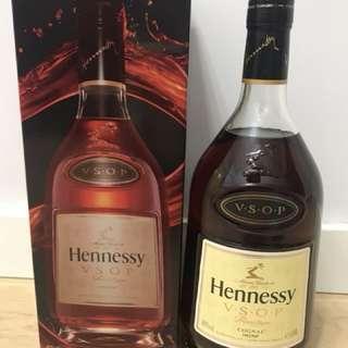Hennessy VSOP / 1L