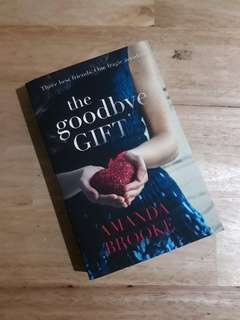 THE GOODBYE GIFT BY AMANDA BROOKE (HARPER COLLINS)