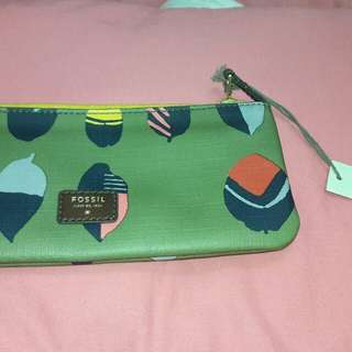Fossil Paige Pouch Guaranteed Authentic