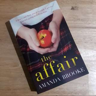 THE AFFAIR BY AMANDA BROOKE (HARPER COLLINS)