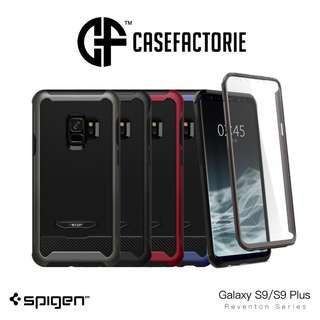 Spigen Reventon Case For Samsung Galaxy S9 / S9+